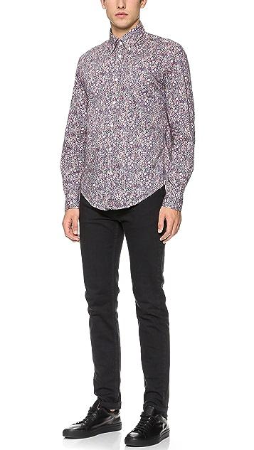 Hartford Liberty Floral Shirt
