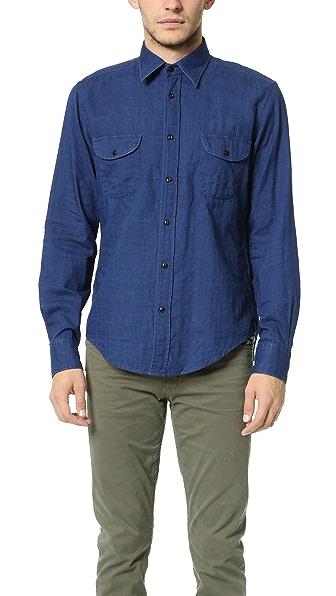 Hartford 2 Pocket Shirt