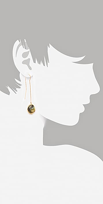Heather Hawkins Thread Thru Earrings