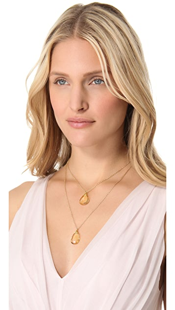 Heather Hawkins Layer Pendant Necklace