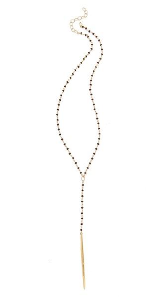 Heather Hawkins Dagger Y Necklace