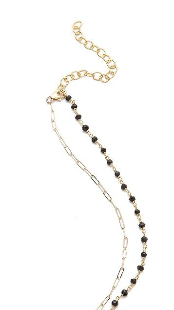 Heather Hawkins Crystal Necklace