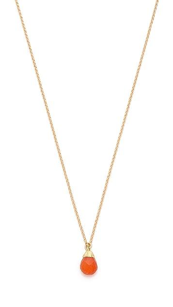 Heather Hawkins Carnelian Everyday Necklace