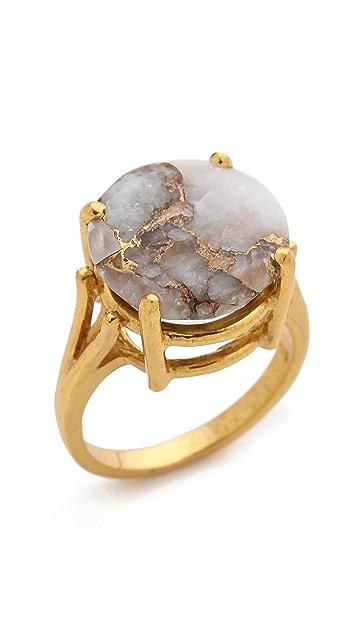 Heather Hawkins Angel Ring