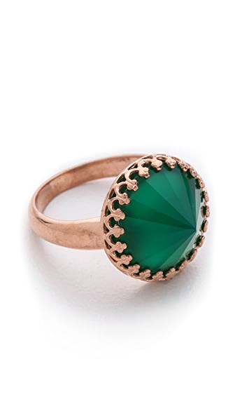 Heather Hawkins Splendor Spike Cut Ring