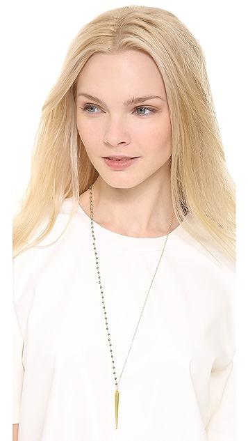 Heather Hawkins Long Hypnotic Necklace
