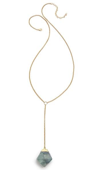 Heather Hawkins Cubism Y Necklace