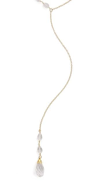 Heather Hawkins Purple Rain Necklace