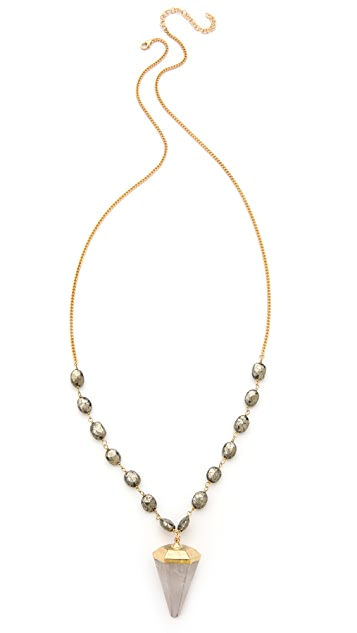 Heather Hawkins Fall Necklace