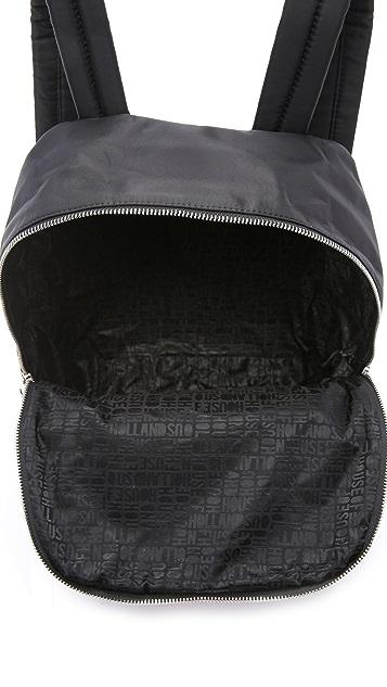 House of Holland Nylon Sack Backpack