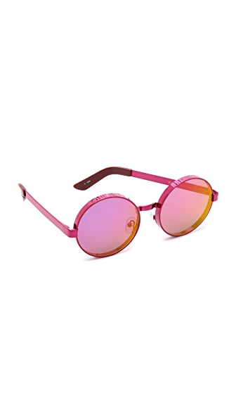 House of Holland Bottle Bottoms Sunglasses