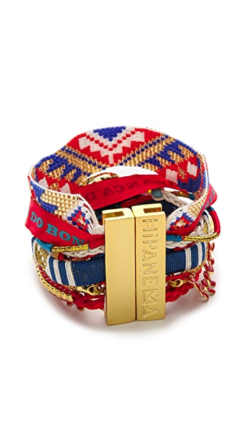 Hipanema Madness Bracelet