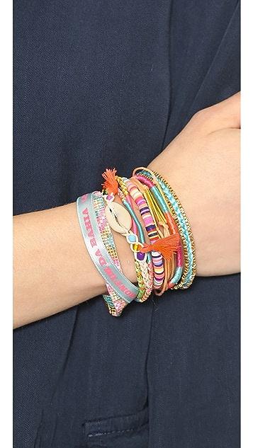 Hipanema Rainbow Bracelet