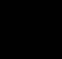 блестящий черный/розовая камея