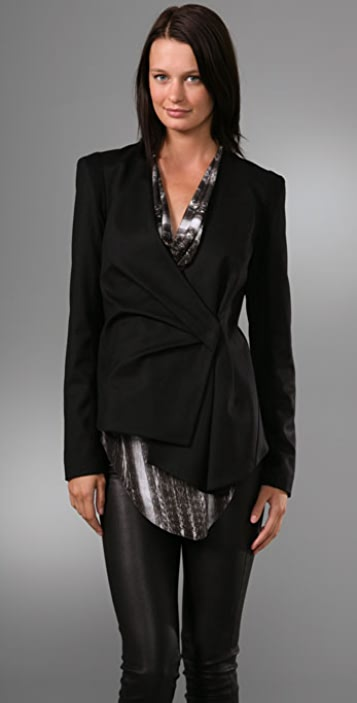 Helmut Lang Fold Jacket