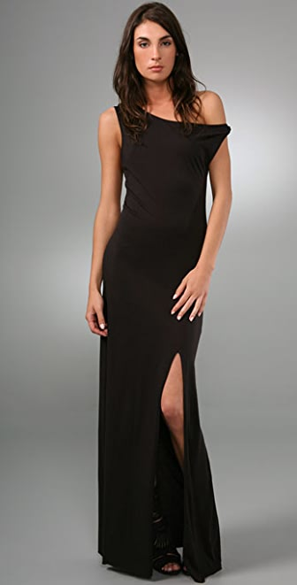 Helmut Lang Tank Long Dress