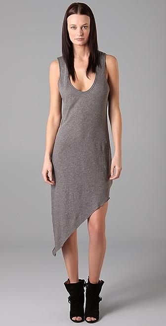 Helmut Lang Drone Sleeveless Dress
