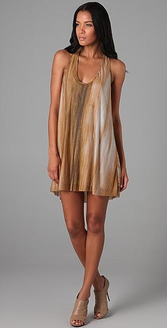 Helmut Lang Spray Tank Dress