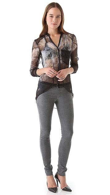 Helmut Lang Oxide Pocket Shirt
