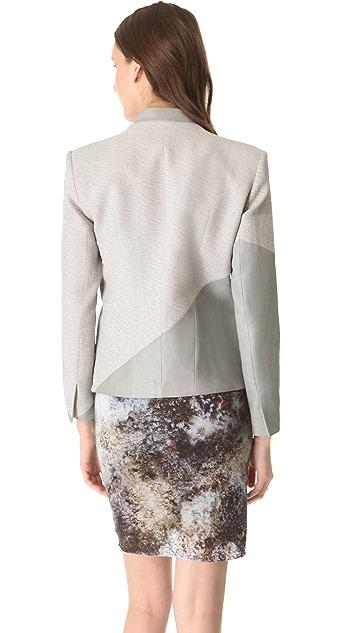 Helmut Lang Warped Combo Jacket
