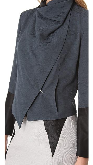 Helmut Lang Perma Jacquard Jacket