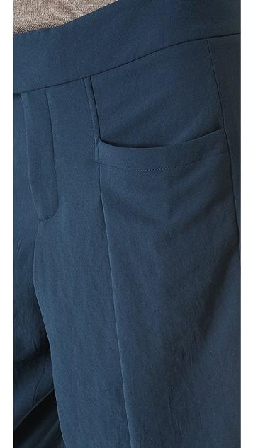 Helmut Lang Fluid Crepe Pants