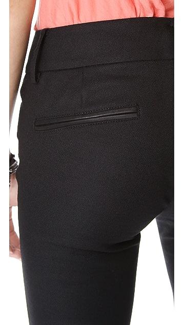 Helmut Lang Stovepipe Pants