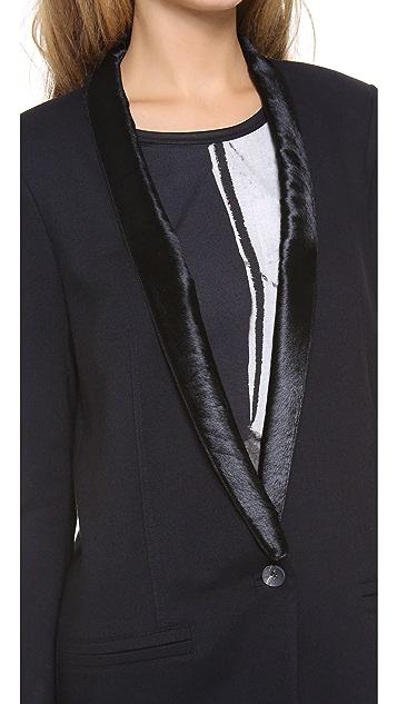 Helmut Lang Long Panel Jacket