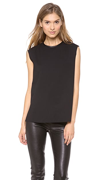 Helmut Lang Ravel Tank Top