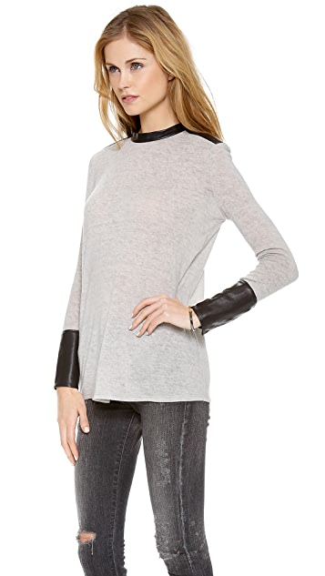 Helmut Lang Long Sleeve Sweater