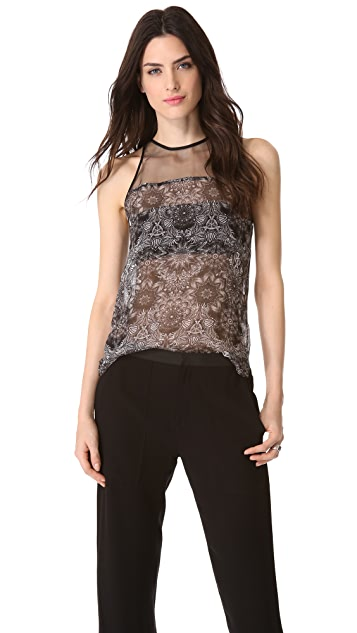 Helmut Lang Layer Top