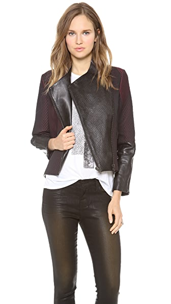 Helmut Lang Crash Jacquard Jacket