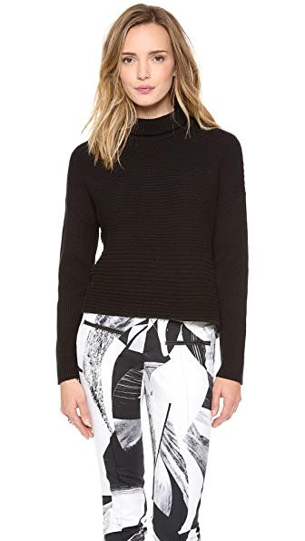 Helmut Lang Cash Fly Turtleneck