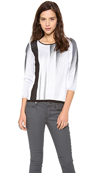 Helmut Lang Virga Knit Top