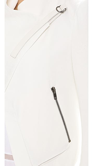 Helmut Lang Cropped Sugar Jacket