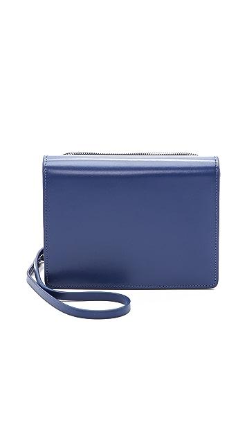 Helmut Lang Vitreo Osfa Small Sling Bag