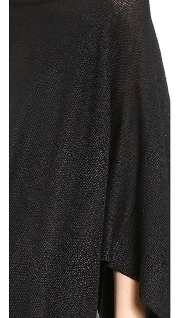 Helmut Lang Asymmetrical Sweater