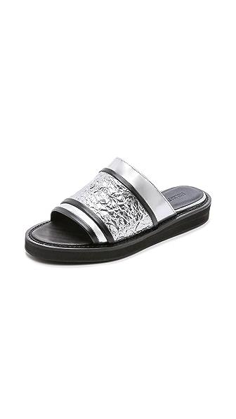 Helmut Lang Flat Sandals