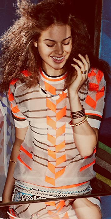 Holst + Lee Single Strand Bracelet