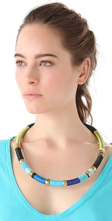 Holst + Lee Colorblock Belt / Necklace