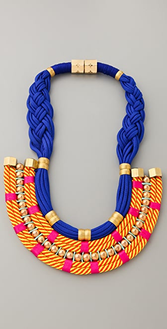 Holst + Lee Plate Necklace