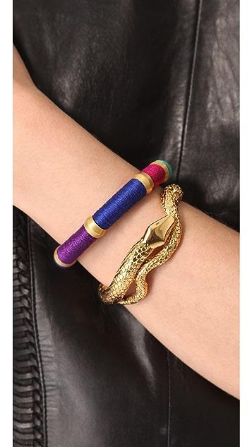 Holst + Lee Jewel Tone Bracelet