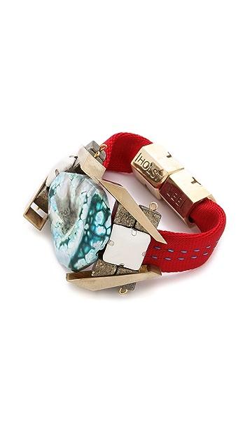 Holst + Lee Ice Ice Baby Bracelet