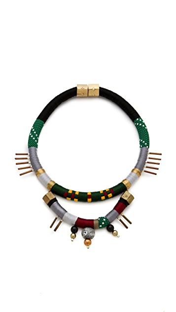 Holst + Lee Autumn Sunrise Necklace