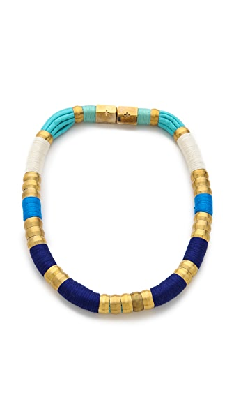 Holst + Lee Big Sur Colorblock Necklace
