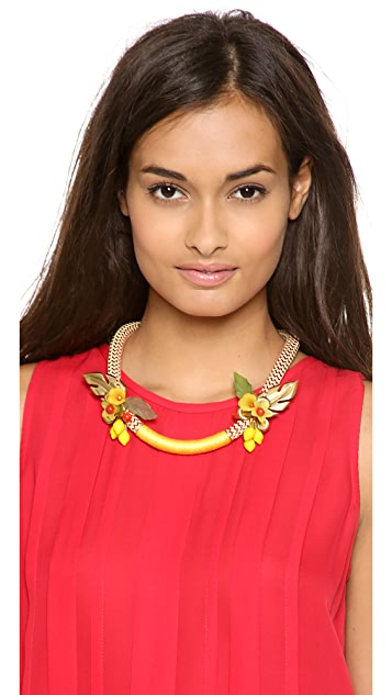 Holst + Lee Island Paradise Necklace