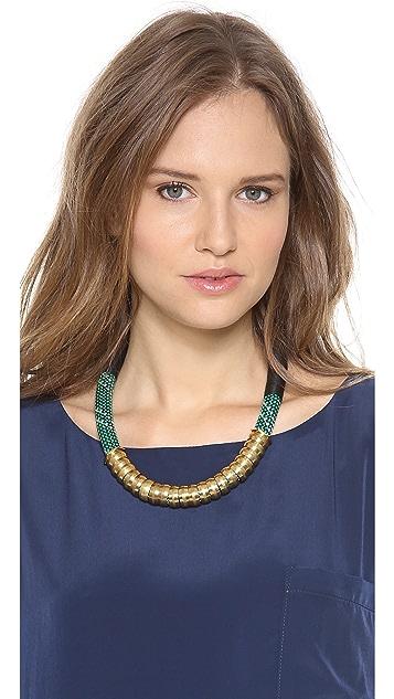 Holst + Lee Shanghai Colorblock Necklace