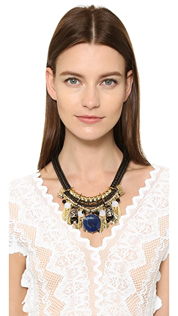 Holst + Lee Singapore Stone Necklace