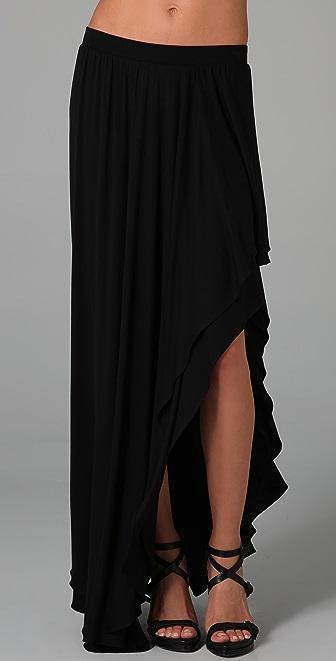 Holy Tee Polaire Maxi Skirt