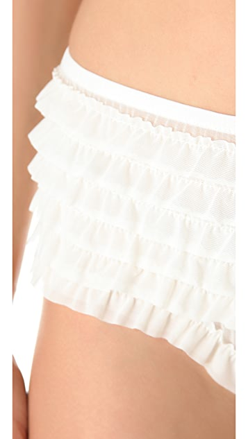 Honeydew Intimates Ruffle Rumba Boy Shorts